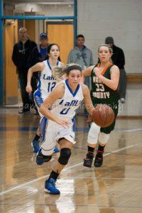 Girls V. Basketball: LC vs. Hart Co 1.13.17