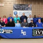 DEVARY SIGNS WITH COLUMBIA UNIVERSITY
