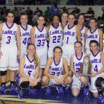 LADY HAWKS – 18TH DISTRICT RUNNER-UP