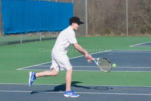 HAWKS  Tennis vs. Central Hardin 3-9-17