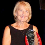 RUTH SORACE RECOGNIZED AS COMPETITIVE CHEER OFFICIAL OF THE YEAR!