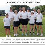 LC JUNIOR VARSITY GOLF