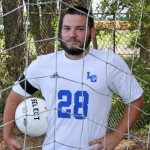 HAWKS SOCCER LEADER TIMMY SUTHERLAND