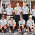 LC GOLF WINS DISTRICT CUP FOR THIRD TIME IN A ROW!