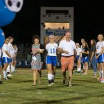 Girls Soccer Senior Recognition Night Photos by Cam Lasley