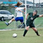Varsity Girls Soccer - Districts vs. Hart Co Oct. 10, 2017 by Cam Lasley