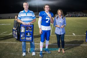 Hawks Football Seniors Images by Cam Lasley