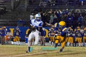 Last Varsity Football Game of 2017 – LC vs. Caldwell Co. Nov 10, 2017 by Cam Lasley