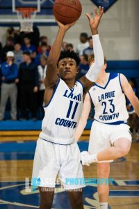 LC vs. North Hardin Dec. 5 by Cam Lasley