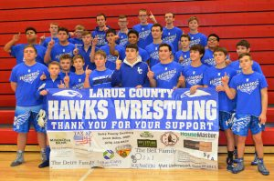 LC WRESTLING-REGION 2, SECTION 6 DUALS