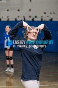 LCMS Volleyball vs. J.T. Alton Jan. 29, 2018 by Cam Lasley