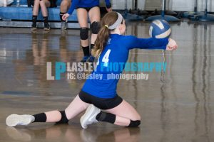 LCMS Volleyball vs. Stewart Pepper Feb. 5 2018 by Cam Lasley
