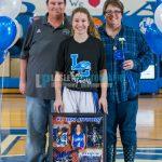 2018 Girls Basketball Seniors Photos by Cam Lasley