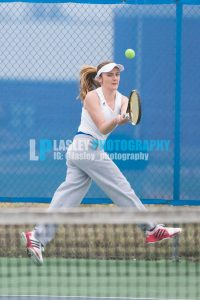 Hawks Tennis vs. Central Hardin March 23, 2018 by Cam Lasley