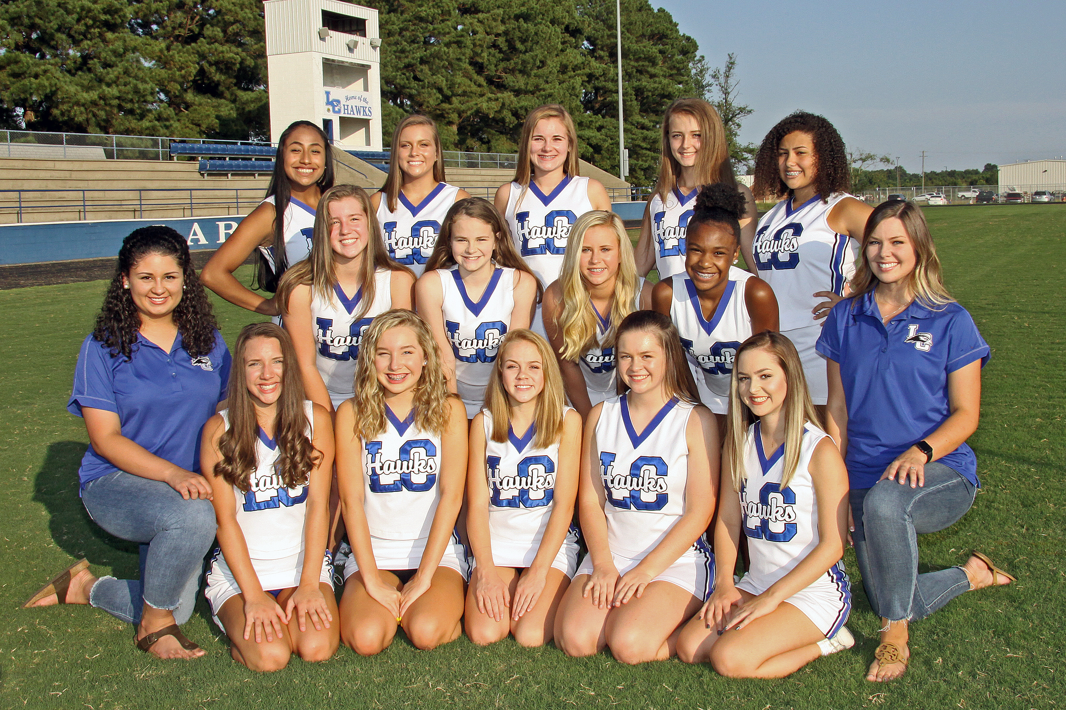 LC CHEER SQUAD