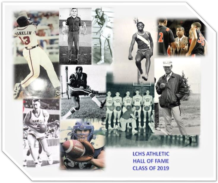 2019 LCHS ATHLETIC HALL OF FAME INAUGURAL CLASS ANNOUNCED