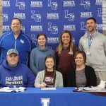 HALEIGH JURCAK SIGNS WITH CAMPBELLSVILLE U. CHEER