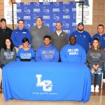 BRYSON ARNETTE SIGNS WITH JOHN A. LOGAN