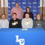 JACOB SANDIDGE SIGNS WITH MIDWAY TRACK