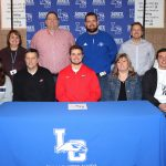 MARK GOODE SIGNS TO PLAY FOR WKU FOOTBALL