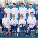 2020 LCHS BOYS TENNIS TEAM