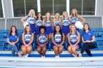 2020 LARUE COUNTY HIGH SCHOOL CHEER