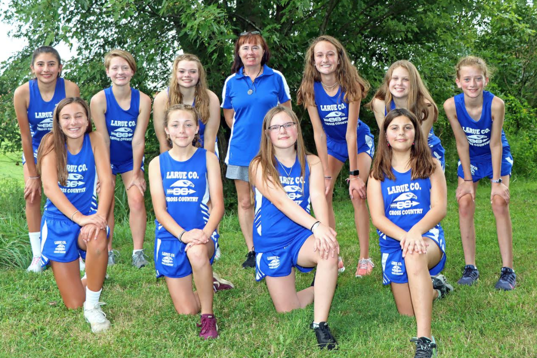 2020 LC GIRLS CROSS COUNTRY TEAM