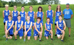 LARUE COUNTY HAWKS CROSS COUNTRY TEAM