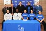 JEREMIAH BELTON OFFICIALY SIGNS WITH LINDSEY WILSON COLLEGE