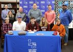 MORRIS SIGNS WITH CU!