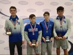 HAWKS WRESTLING PLACES FOUR MEDALISTS AT STATE TOURNEY