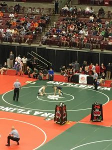 Wrestling- OHSAA State Tournament