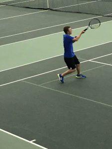 Boys Tennis- WRC- Photo Gallery