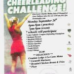 Cheerleading Challenge