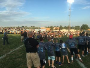 Youth Football Night- Photo Gallery
