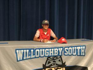 Juan Broom Signing Day- Baseball- OSU- Photo Gallery
