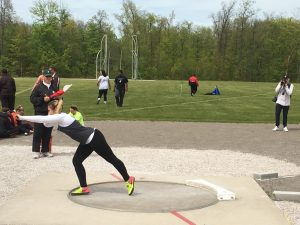 Track & Field- WRC- Throwers- Photo Gallery