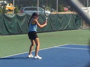 WRC- Girls Tennis- Photo Gallery