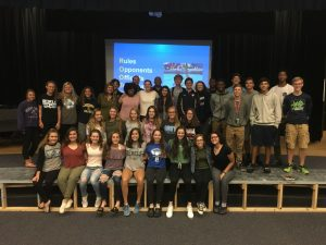 PCA- Fall Athlete Workshop- Photo Gallery