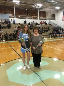 Boys Basketball/Cheerleading Senior Night- Photo Gallery