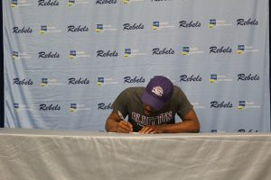 Spring Signing Day- Photo Gallery