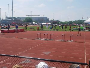 Katherine Mendenhall- High Jump- States- Photo Gallery