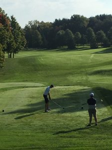 District Boys Golf- Photo Gallery
