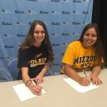 Signing Day- Frizell & Mann