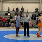 North vs. South Wrestling Dual- Photo Gallery