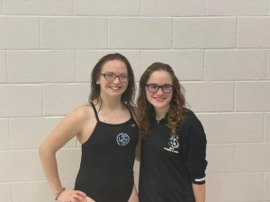 Swimming Senior Night 2020- Photo Gallery