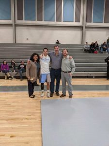 Wrestling Senior Night 2020- Photo Gallery