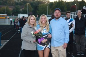 Football/Cheer/AT- Senior Night- 2019- Photo Gallery