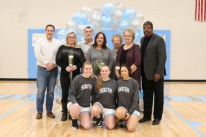 Girls Basketball Senior Night- Photo Gallery