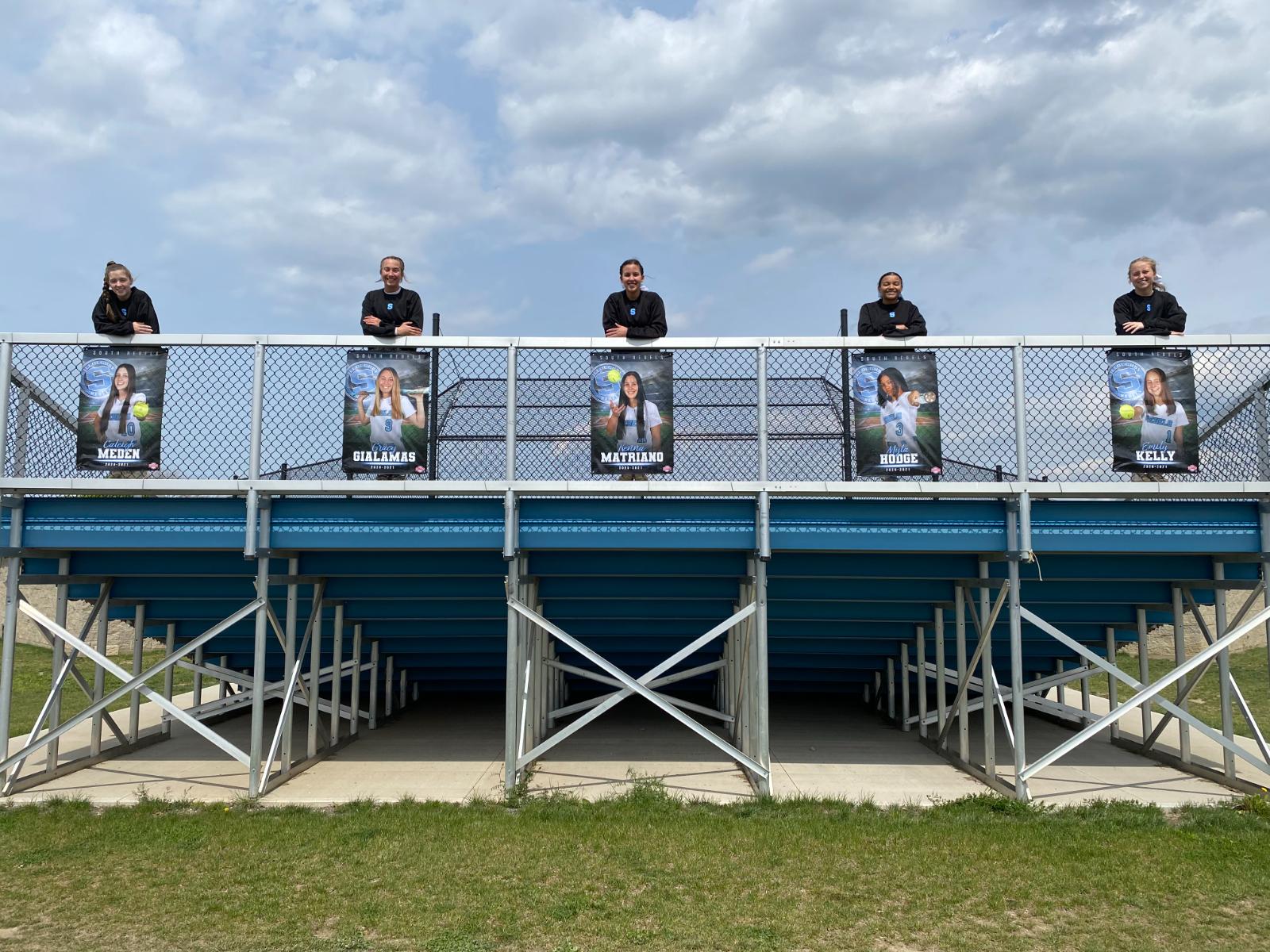 Softball Seniors 2021